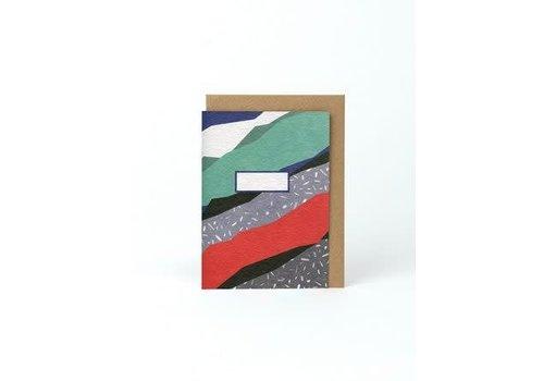 Papier Tigre Papier Tigre - The Volcanic Card