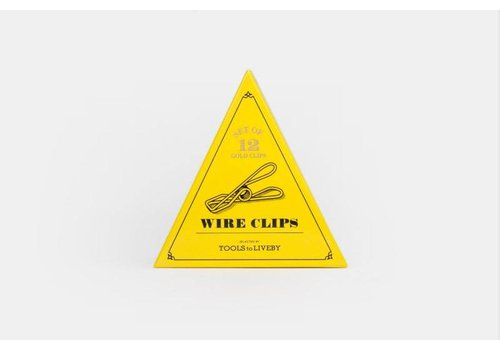 Tools to Live By Tools To Live By - Wire Clip -