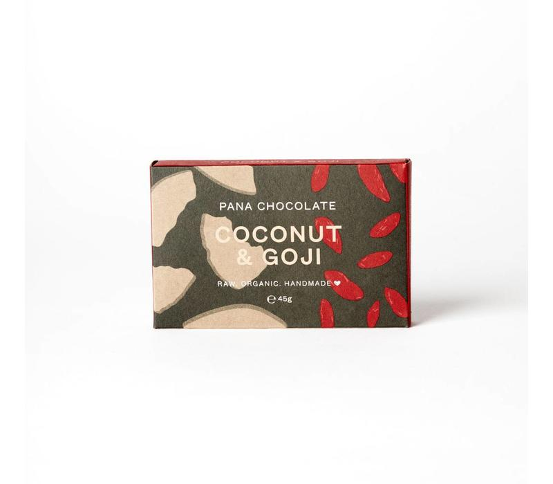 Pana Chocolate - Coconut & Goji