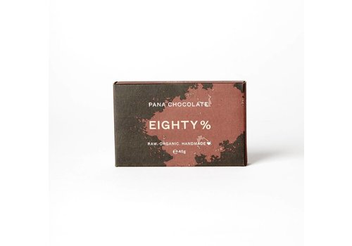 Pana Chocolate Pana Chocolate - Eighty %