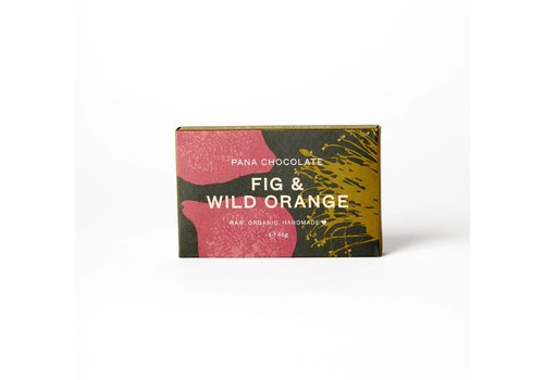 Pana Chocolate Pana Chocolate - Fig & Wild Orange