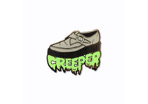 Last Craft Last Craft - Creeper Shoe - Pin