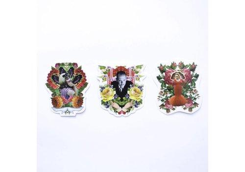 Last Craft Last Craft - John Waters - Stickers