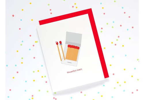 Queenie's Cards Queenie's - The Perfect Match