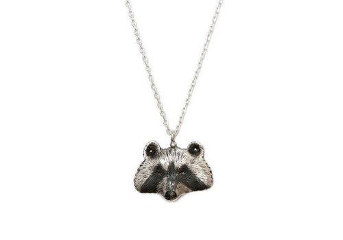 Michi Roman Michi Roman - Raccoon Necklace