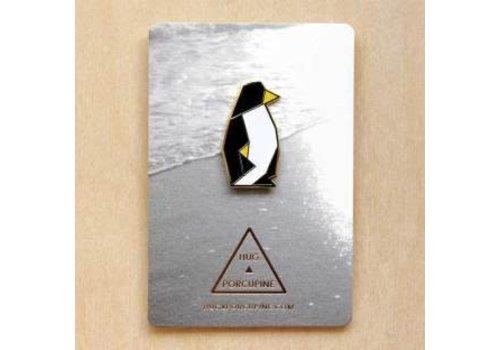 Hug a Porcupine Hug a Porcupine - Penguin Brooch