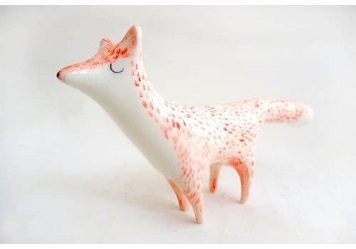 Barruntando Barruntando - Mini Fox - Red
