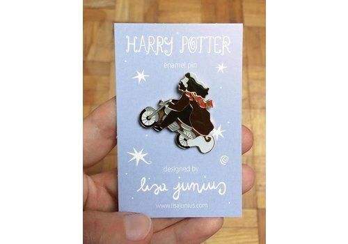 Lisa Junius Lisa Junius - Harry Potter - Hagrid Pin