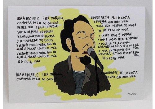 Marina Seijas Marina Seijas - Jota - Print A5