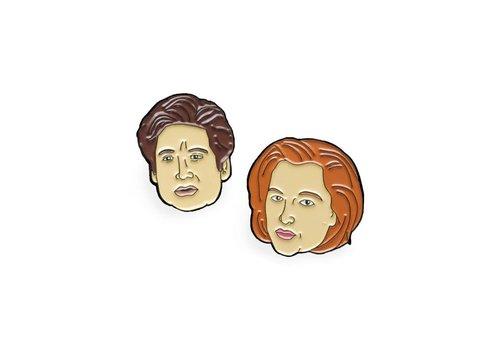 Sad Truth Supply Sad Truth Supply - Mulder & Scully - Pin