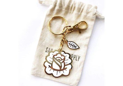 Sad Truth Supply Sad Truth Supply - Rose Petal - Keychain