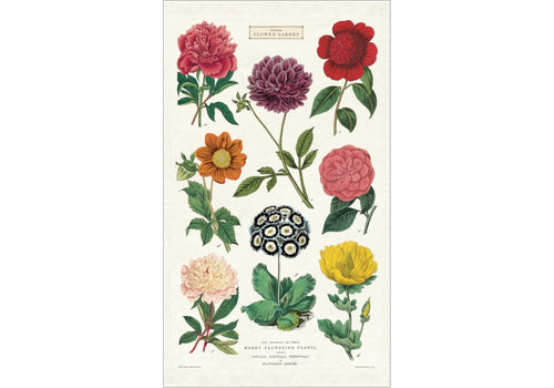Cavallini Papers & Co Cavallini - Botanica - Tea Towel