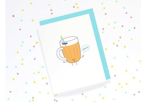 Queenie's Cards Queenie's - Beer Cheers