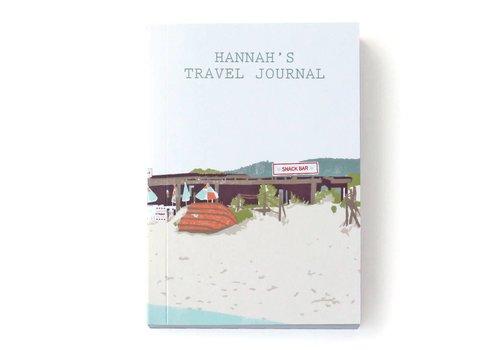Sukie Sukie - Beach Shack - Travel Journal
