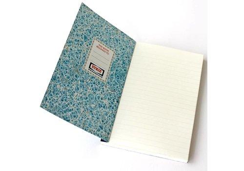 Sukie Sukie - Blue Marble Vintage Style - Notebook