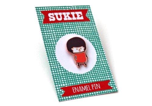 Sukie Sukie - Dude - Pin