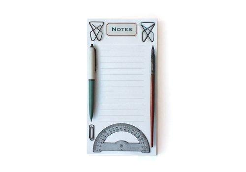 Sukie Sukie - Vintage Office - Note Pad
