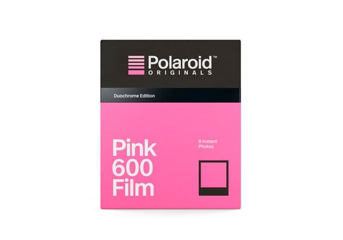 Polaroid Polaroid - Black and Pink Film 600