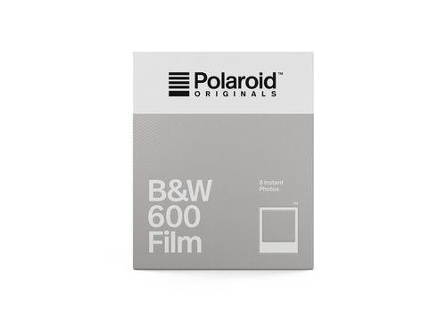 Polaroid Polaroid - Black and White Film 600