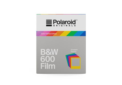 Polaroid Polaroid - Black and White Film 600 - Color Frames