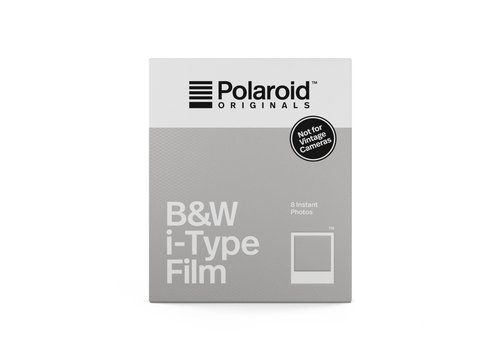 Polaroid Polaroid - Black and White Film i-Type