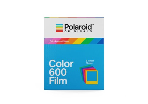 Polaroid Polaroid - Color Frames - Color Film 600