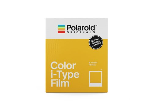 Polaroid Polaroid - Color I-Type Film