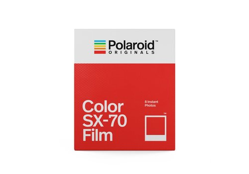 Polaroid Polaroid - Color SX-70 Film