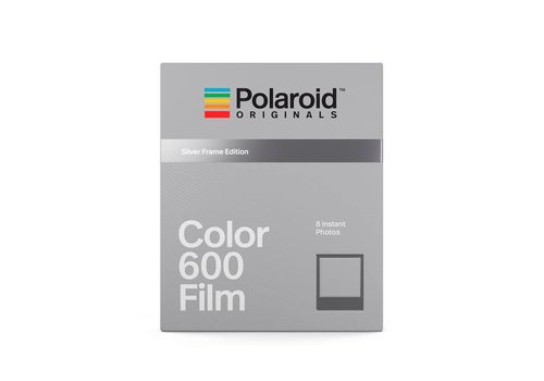 Polaroid Polaroid - Silver Frame - Color Film 600