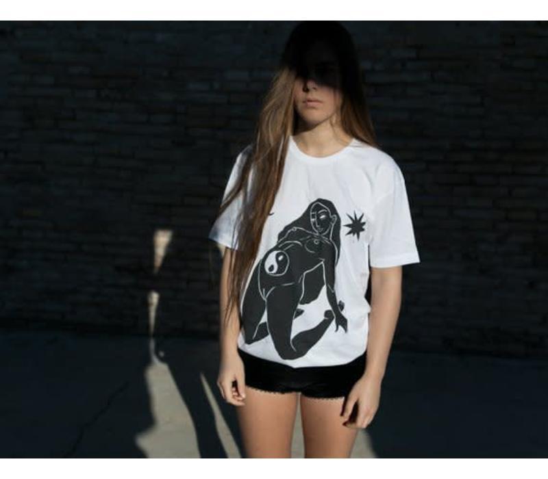 Hanako Mimiko - La Mujer - T-Shirt