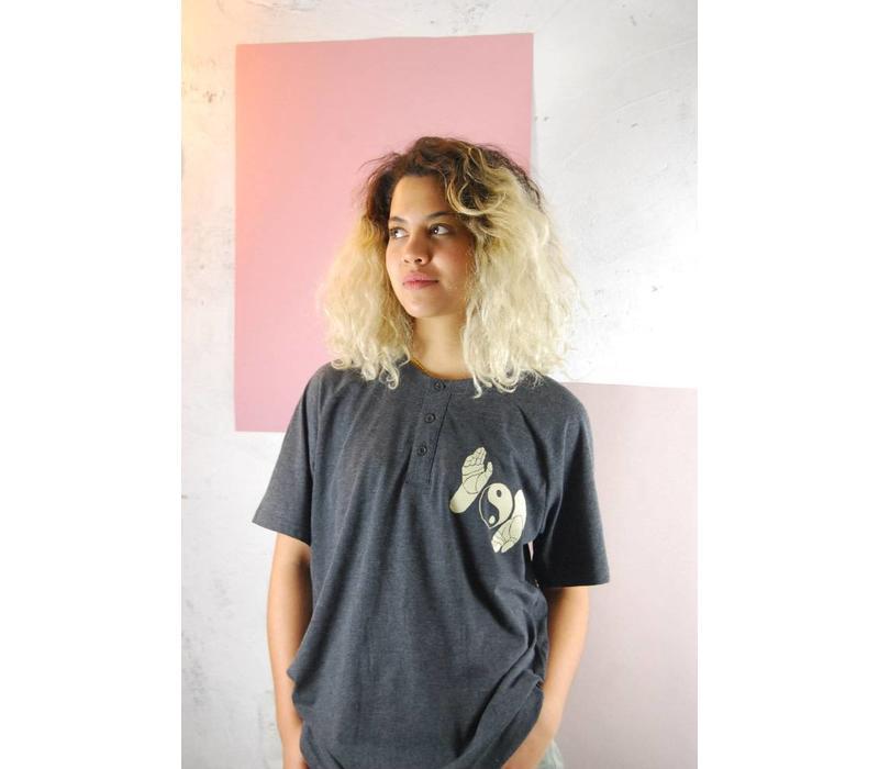 Hanako Mimiko - Yin Yang - T-Shirt