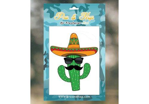 Pro & Hop Pro & Hop - Cactus - Air Freshener