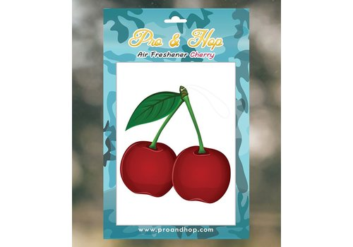 Pro & Hop Pro & Hop - Cherries - Air Freshener