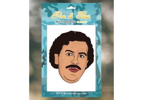 Pro & Hop Pro & Hop - Pablo Escobar - Air Freshener