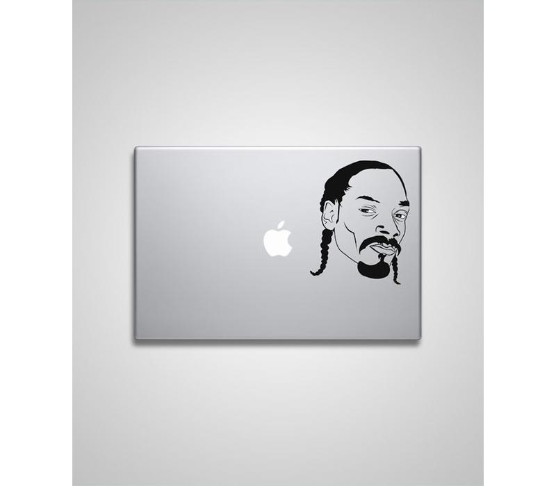 Pro & Hop - Snoop Dogg - Clear Sticker