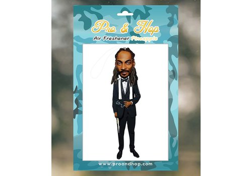 Pro & Hop Pro & Hop - Snoop Full Body - Air Freshener