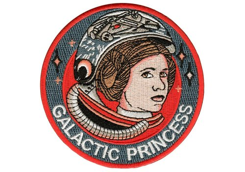 La Barbuda La Barbuda - Galactic Princess - Patch