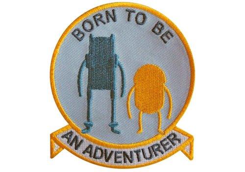 La Barbuda La Barbuda - Adventure Time - Patch