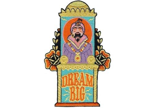 La Barbuda La Barbuda - Zoltar Dream Big - Patch