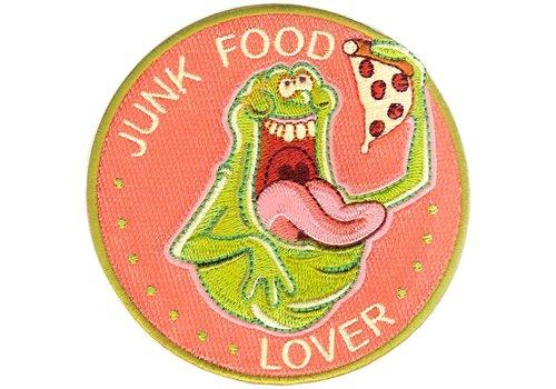 La Barbuda La Barbuda - Ghostbusters Junk Food Lover - Patch