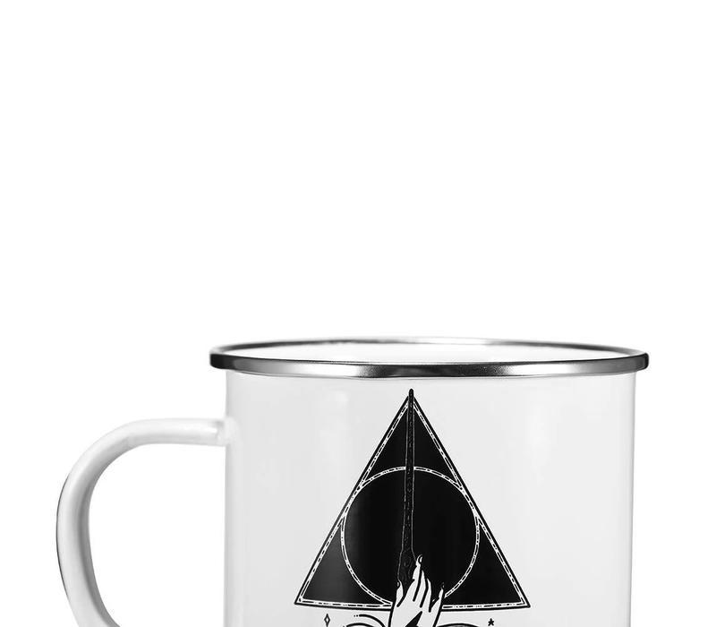 La Barbuda - Harry Potter Espresso Patronum - Enamel Mug