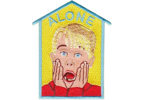 La Barbuda La Barbuda - Home Alone - Patch