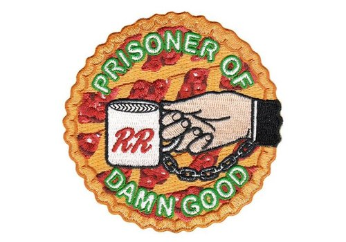 La Barbuda La Barbuda - Prisoner Of Damn Good - Patch