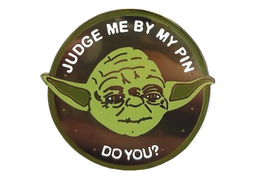 La Barbuda La Barbuda - Star Wars Yoda - Pin