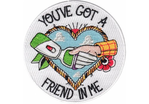 La Barbuda La Barbuda - You've Got A Friend In Me - Patch