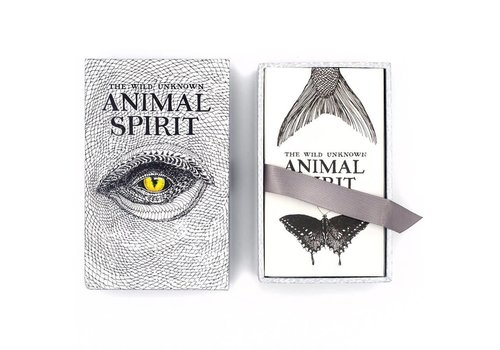 The Wild Unknown The Wild Unknown - Animal Spirit Deck + Guidebook Set