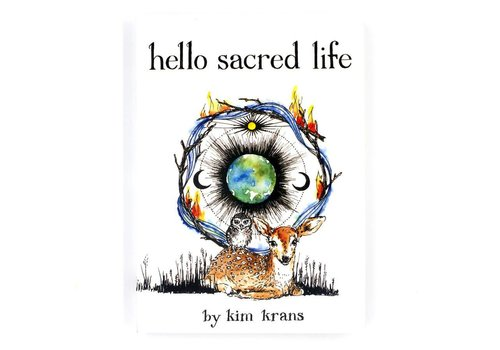 The Wild Unknown The Wild Unknown - Hello Sacred Life - Book
