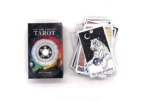 The Wild Unknown The Wild Unknown - Tarot Deck