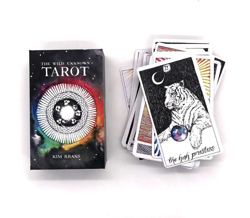 The Wild Unknown - Tarot Deck