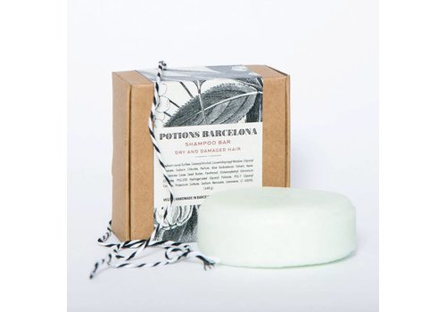 Potions Potions - Dry and Damaged Hair - Shampoo Bar